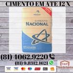 ARMAZÉM DE CONSTRUÇÃO CIMENTO NACIONAL CP 2 (81) 4062.9220 / 9.8312.1621 (WHATSAPP)