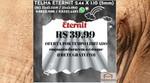 TELHA ETERNIT 2.44 X 1.10 (5MM) TDF 81) 9090 32640348 Ligue Gratis aceitamos Ligações a Cobrar ou Whatsapp 9.8312.1621 Moreno Pe