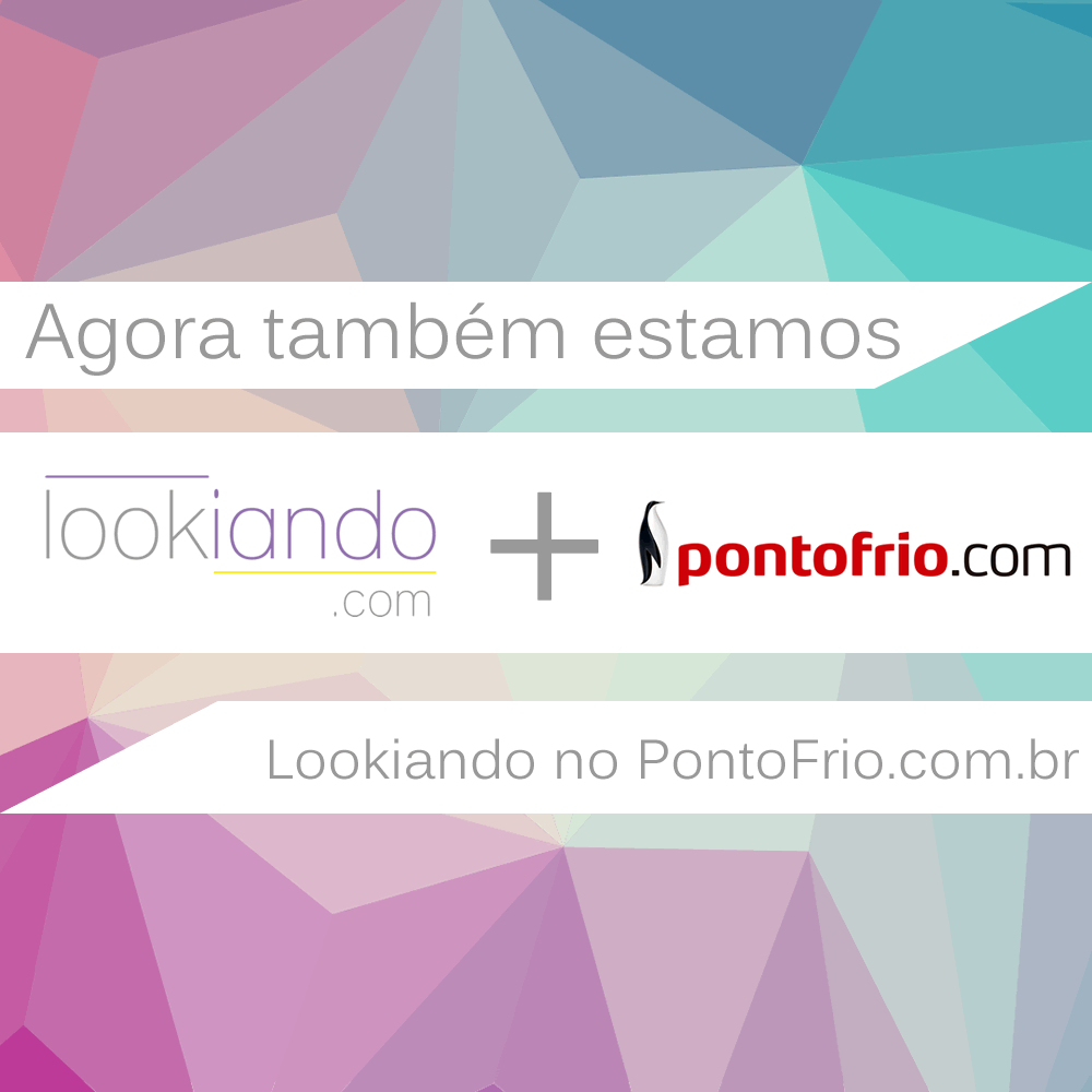 Lookiando no PontoFrio