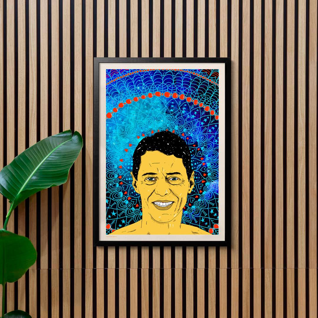 Poster Chico Buarque