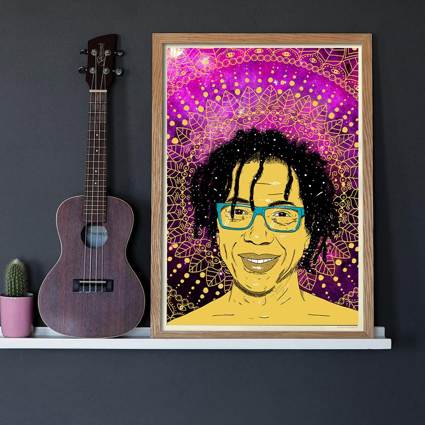 Poster Djavan