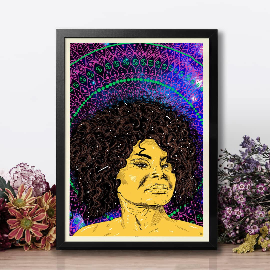 Poster Elza Soares