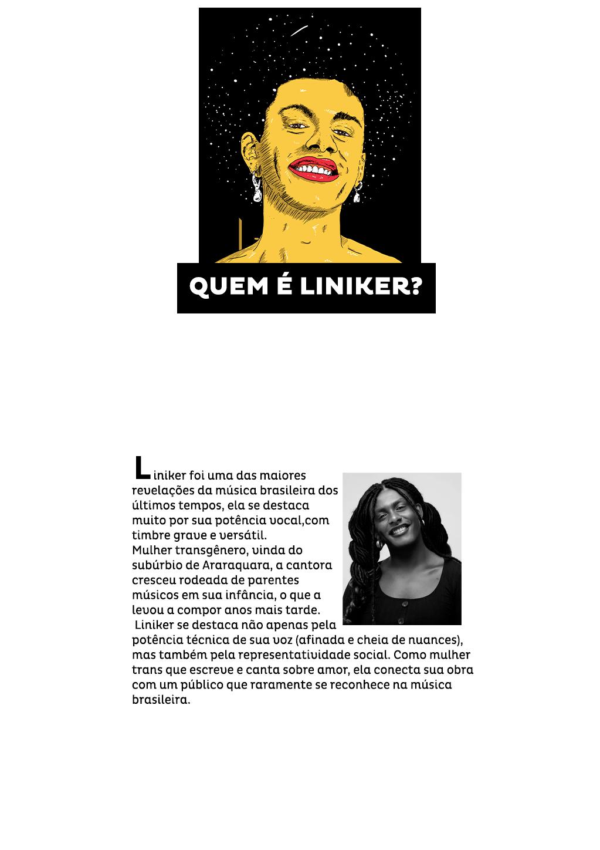 Quem é Liniker?