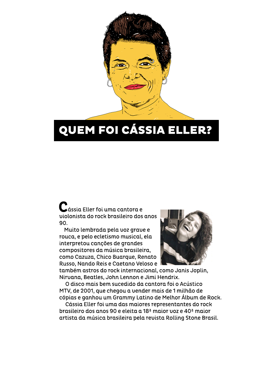 Quem foi Cássia Eller?