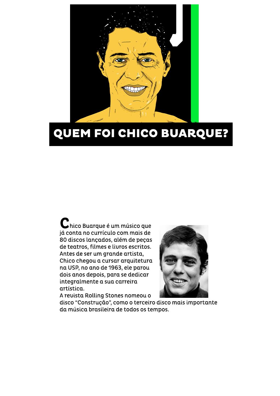 Quem foi Chico Buarque?