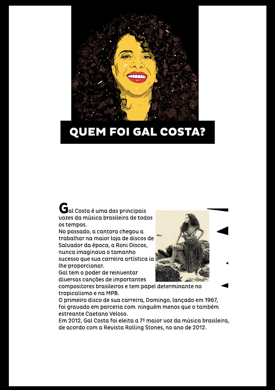 Quem foi Gal Costa?