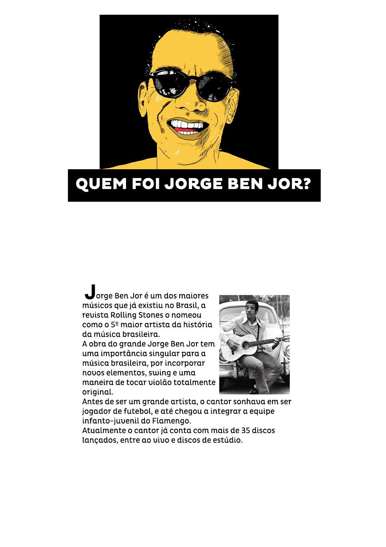 Quem foi Jorge Ben Jor?