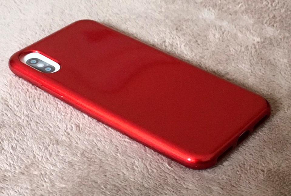 Capinha para iPhone 6 - Glow Red vermelha