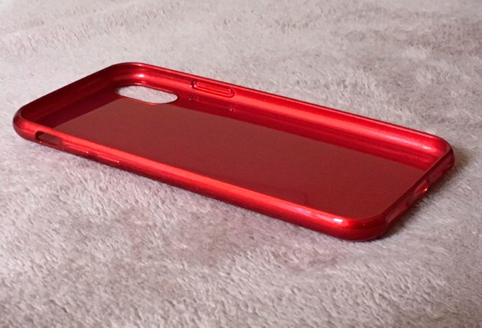 Capinha para iPhone  7 - Glow Red vermelha