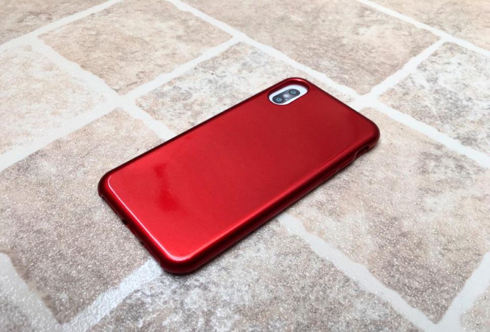 Capinha para iPhone 6  - Glow Red