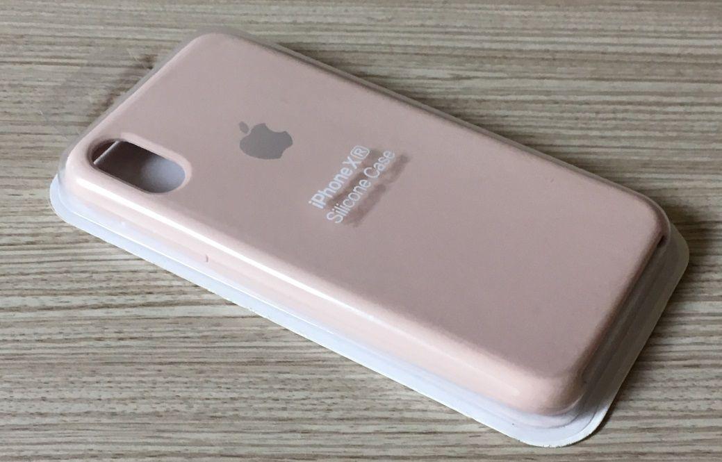 2a5b7781480 Capinha feminina para iPhone XR - Silicone Case Bege - Nice Case ...