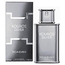 Kouros Silver Masculino