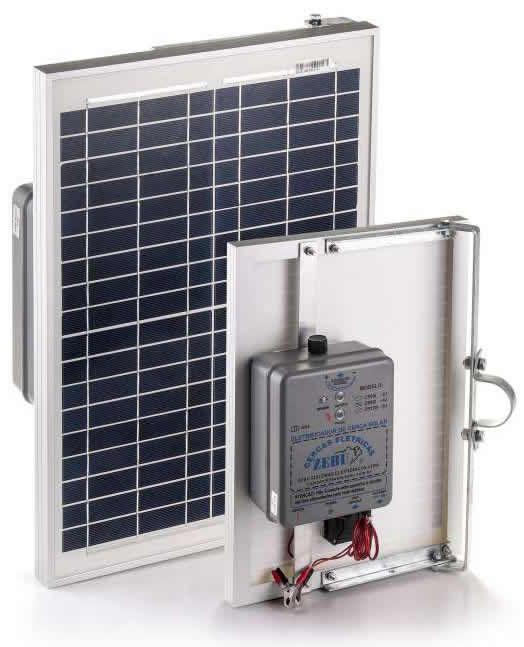 Cerca Elétrica Solar Zebu Zs80
