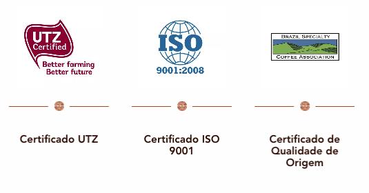 Certificação Orfeu Locafé
