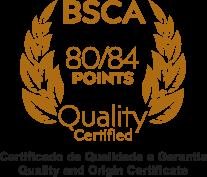 Certificação BSCA