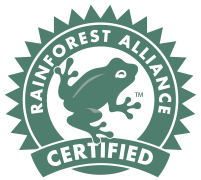 Certificação Rainforest Alliance