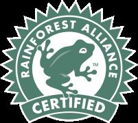 Certificação Rainforest Alliance