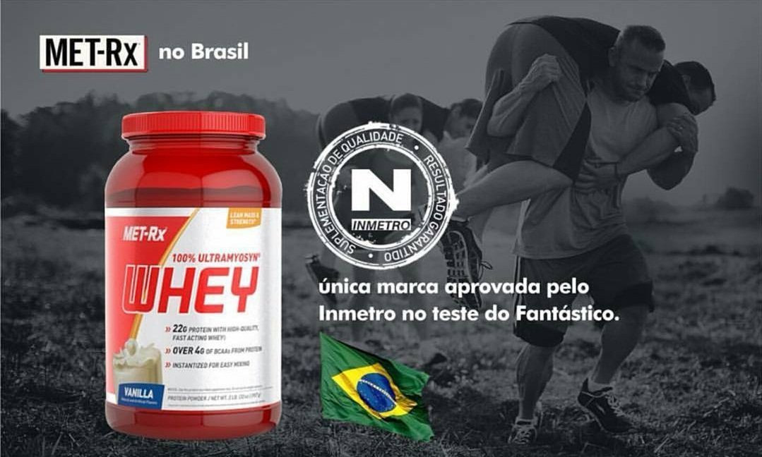 100% Whey Ultramyosyn - Met-RX