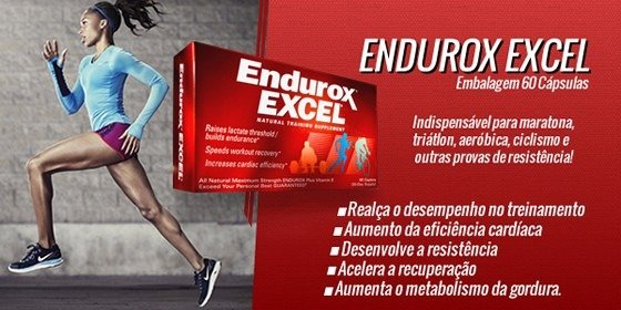 Endurox Excel (60caps) - Pacific Health