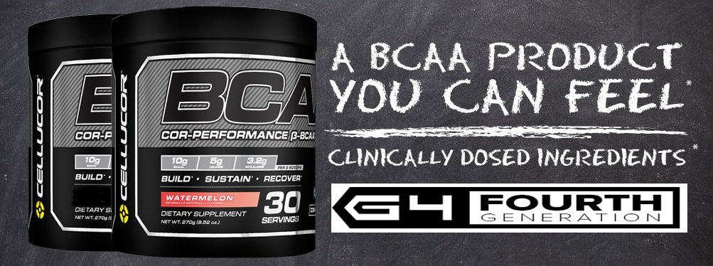 BCAA - Cor performance - Cellucor