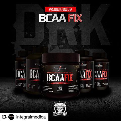 BCAA Fix  Darkness Powder - integralmédica