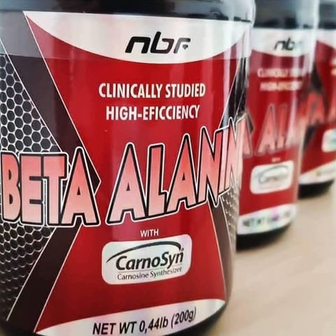 Beta Alanina - (200g) - NBF Nutrition
