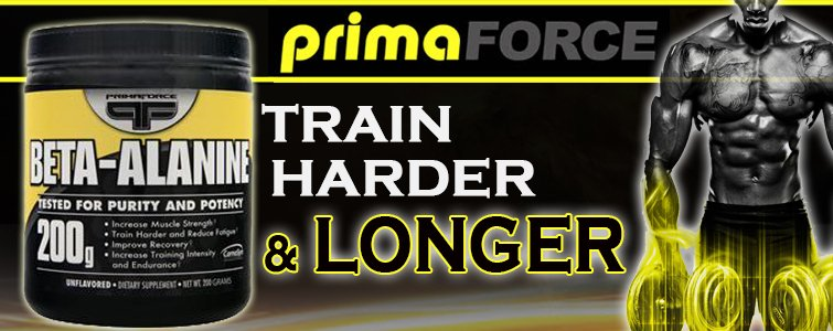 Beta Alanine Powder - (200g) - Prima Force