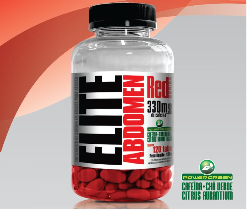 Elite Abdomen - Red Series