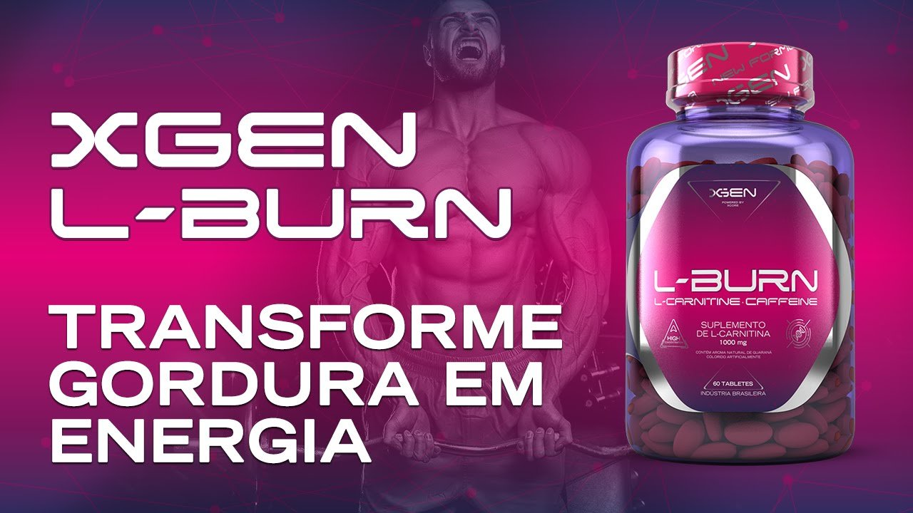L-Burn - (60tabs) - Xgen Nutrition