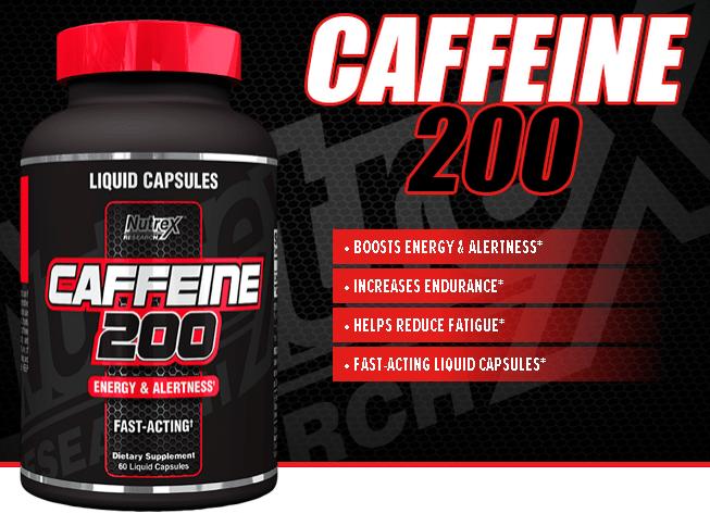 Lipo 6 Caffeine - 200mg - (60caps) - Termogênico - Nutrex