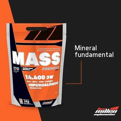 Mass Premium 14400 3w - New Millen