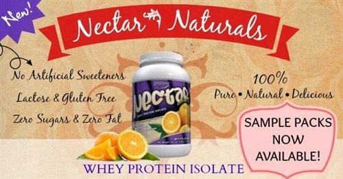 Nectar Whey Protein Isolate-  (907g) - Syntrax