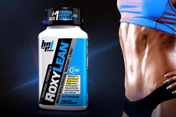 Roxy Lean (60caps) - Termogênico - BPI Sports