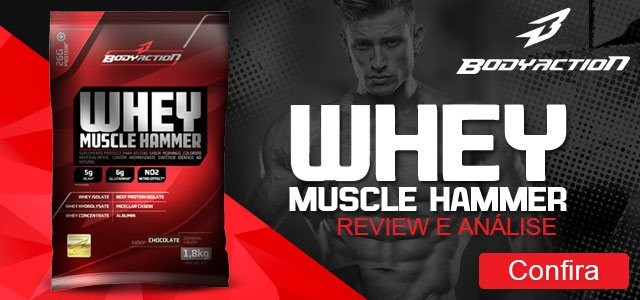 Whey Muscle Hammer  - Body Action