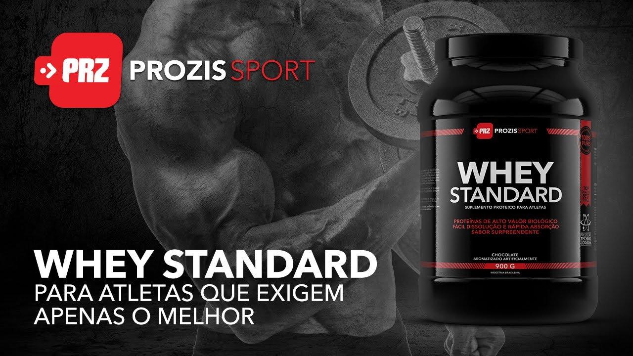 Whey Standard - Prozis Sport