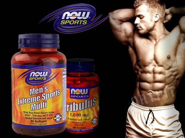Men's Extreme Sports Multivitaminico - Now Sports
