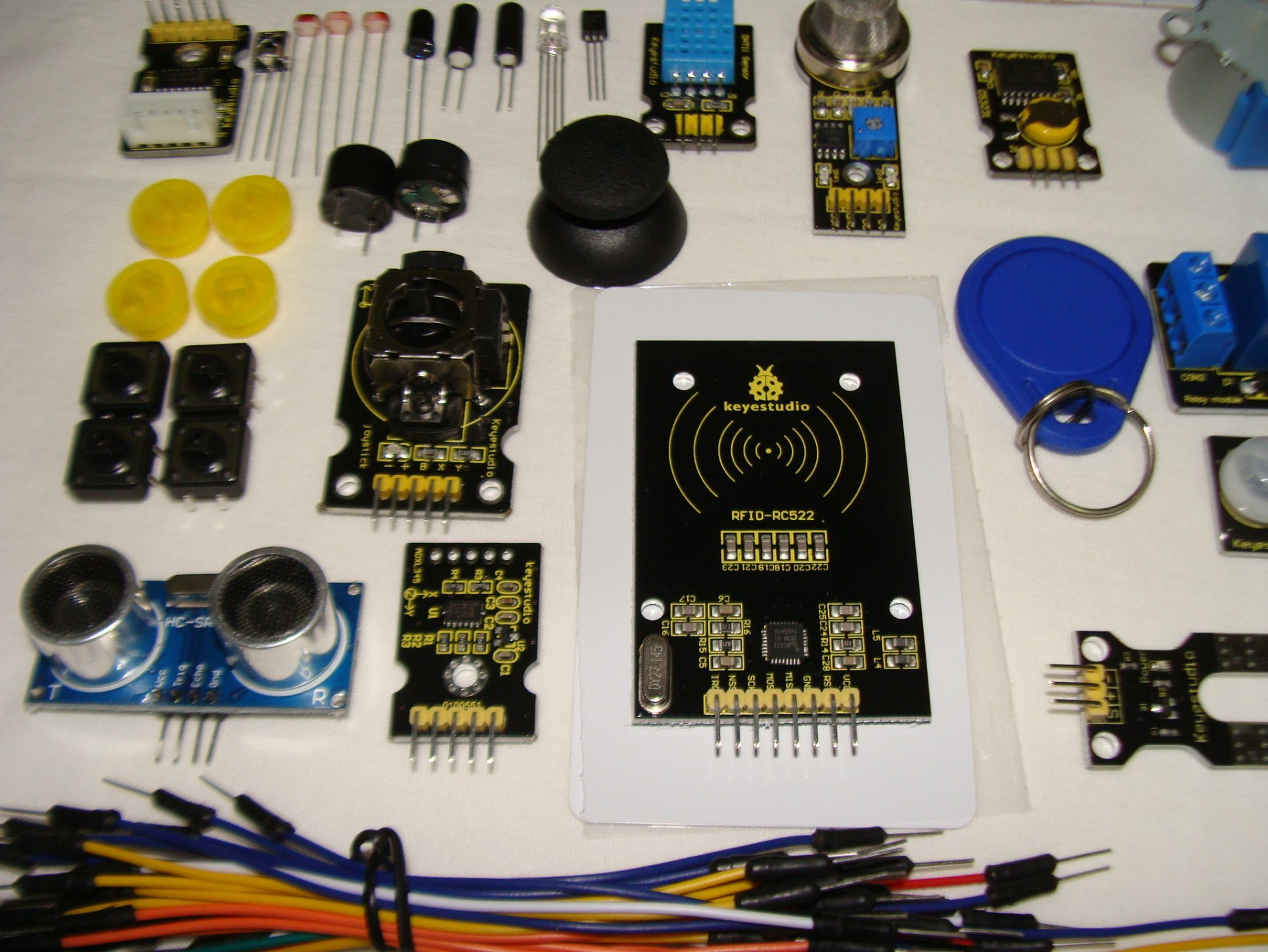 Kit arduino completo nível básico intermediário edição