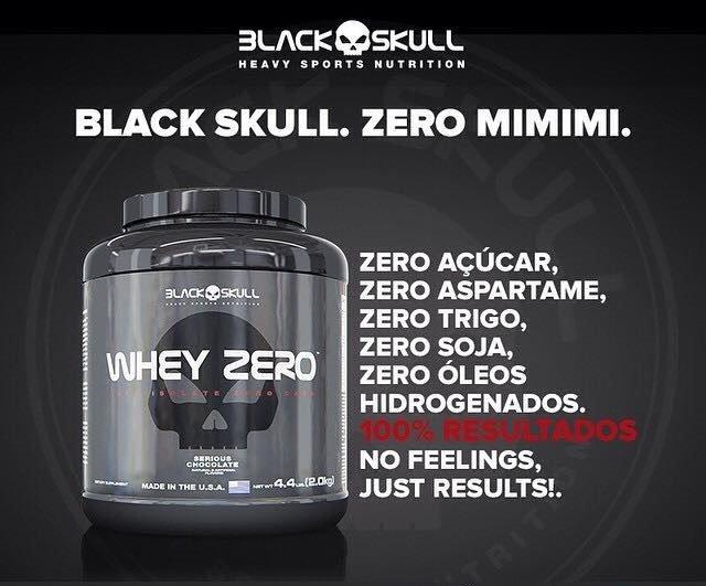 TopWay Suplementos - Whey Zero 900g - Zero Mimimi