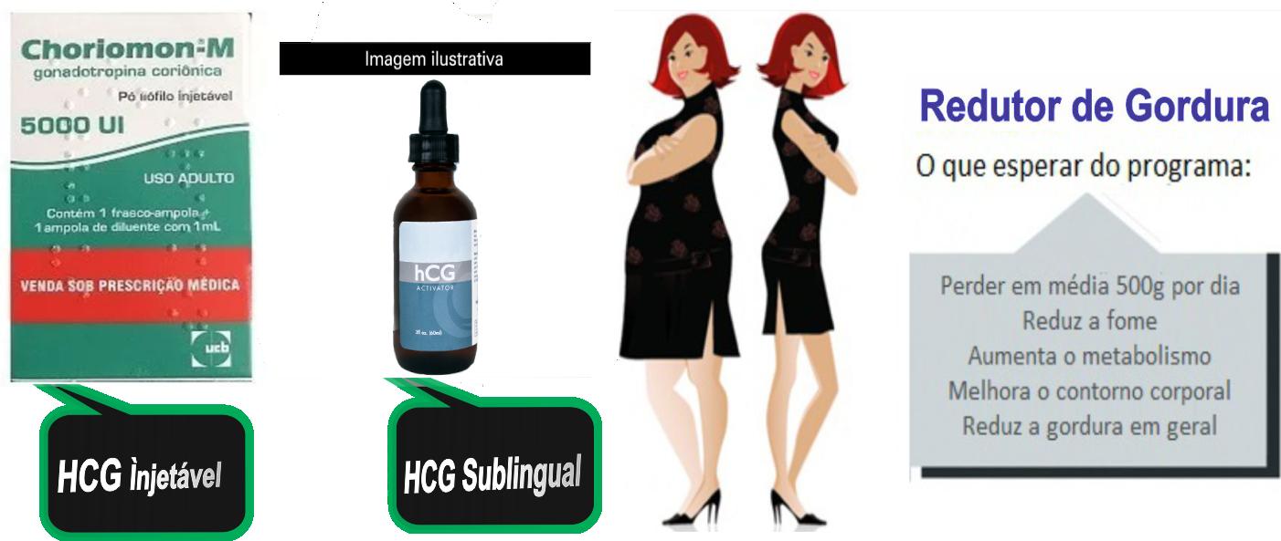 TopWay Suplementos - hcg sublingual - hcg choriomon - Dieta do HCG - Dieta 21 dias