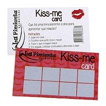 Raspadinha Kiss Me 05 Unidades La Pimienta