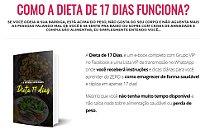 Dieta de 17 Dias Com Grupo VIP (e-book)