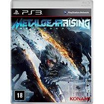 Metal Gear Rising: Revengeance PS3 - NOVO LACRADO - MugenMundo