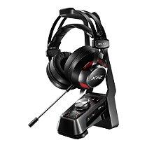 Fone de ouvido para jogos EMIX H30 + Amplificador SOLOX F30