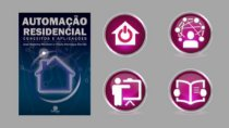 Livro: Automação Residencial - Conceitos e Aplicações