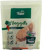 Veggets Vegano de Quinoa sabor Cenoura e Beterraba 180g Tensei