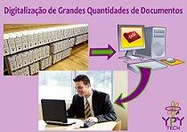 09-Digitalização de Documentos (Alto Volume / Grande Quantidade)