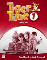 TIGER TIME ACTIVITY BOOK-1