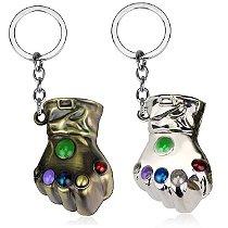 Chaveiro de 3D Vingadores - Manopla Do Infinito Thanos