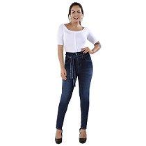 Calça Jeans Feminina Skinny Clochard - 260275 - Sawary