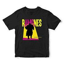 Camiseta dos Ramones - Música e Punk Rock